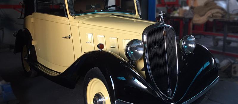 Fiat Balilla Garavini